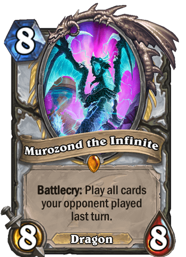 HQ Murozond the Infinite