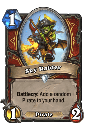 HQ Sky Raider