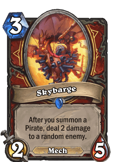 HQ Skybarge