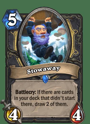 HQ Stowaway
