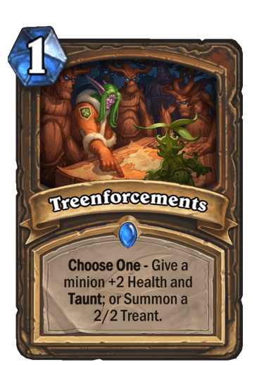 HQ Treenforcements
