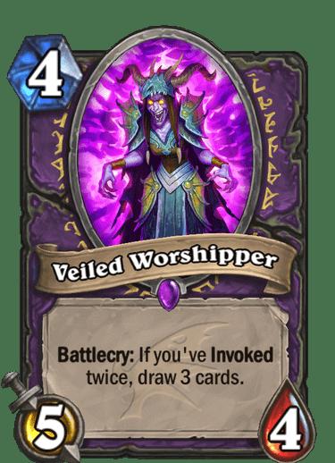 Veiled Worshipper