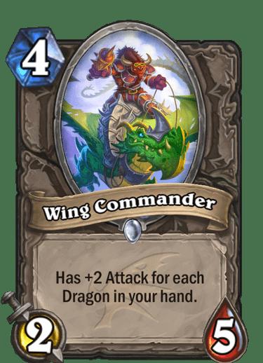 HQ Wing Commander
