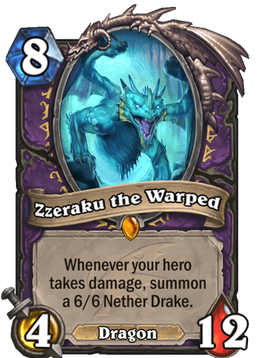 HQ Zzeraku the Warped