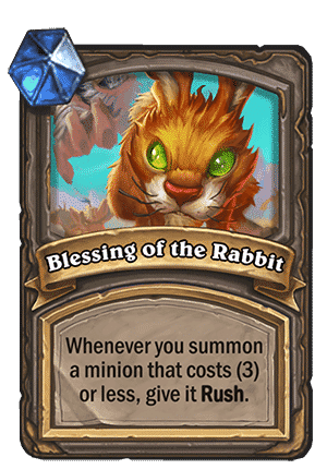 Blessing of the Rabbit