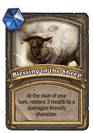 Blessing of the Sheep
