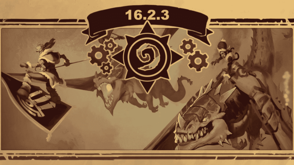 Hearthstone Patch 16.2.3