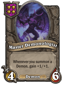 Master Demonologist