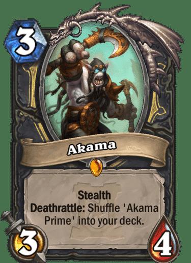 Akama HQ