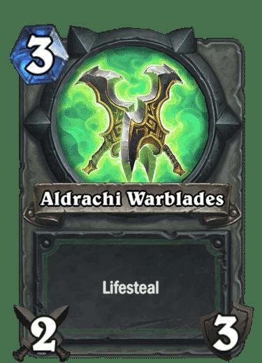 Aldrachi Warblades HQ