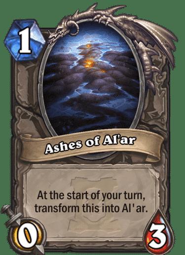 Ashes of Al'ar HQ