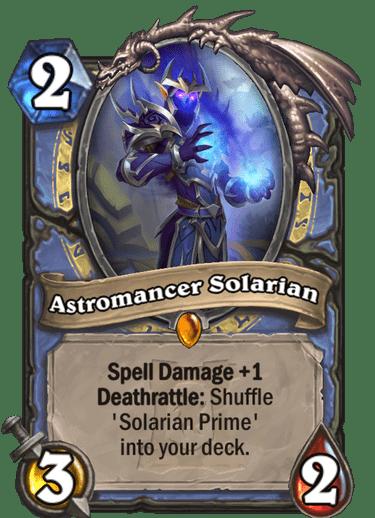 Astromancer Solarian HQ
