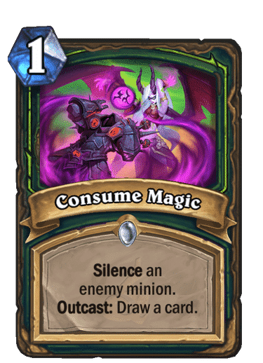 Consume Magic HQ