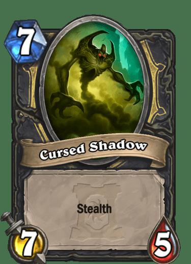 Cursed Shadow HQ