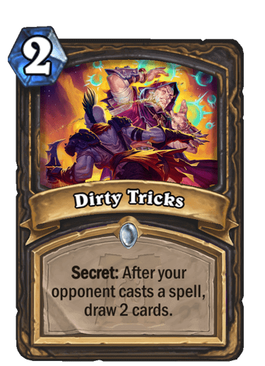 Dirty Tricks HQ
