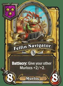 Felfin Navigator BG golden