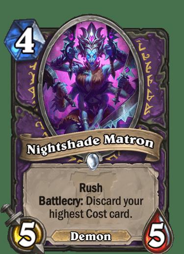 Nightshade Matron HQ