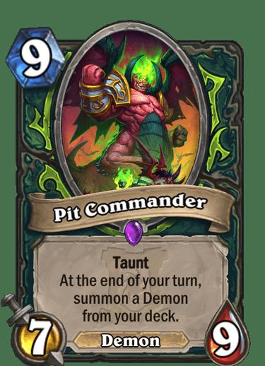 Pit Commander HQ
