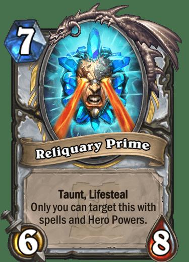 Reliquary Prime HQ