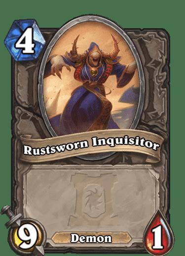 Rustsworn Inquisitor HQ