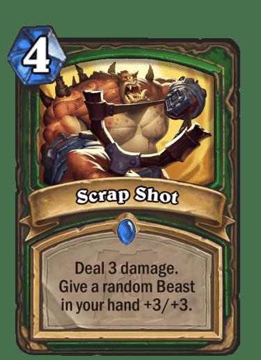 Scrap Shot HQ
