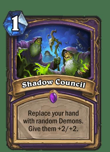 Shadow Council HQ