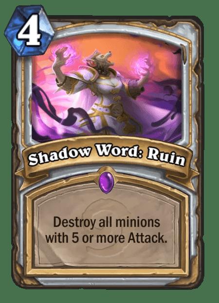 Shadow Word Ruin