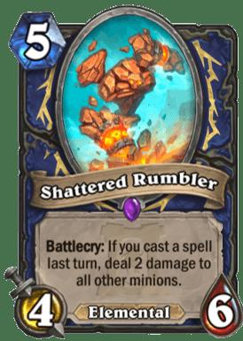 Shattered Rumbler