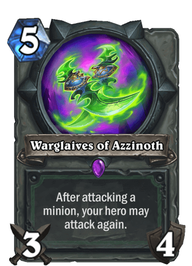 Warglaives of Azzinoth HQ