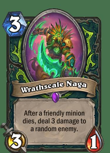 Wrathscale Naga HQ