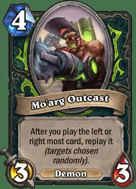 Demon Hunter - Signature Treasures - Mo'arg Outcast
