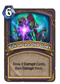 Gift of the Old Gods