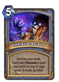Infinite Arcane