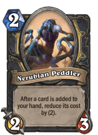 Nerubian Peddler