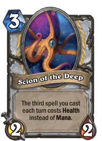 Scion of the Deep