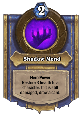 Shadow Mend
