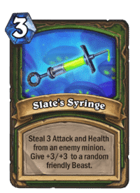 Slate's Syringe
