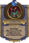 Demon Hunter - Hero Power - Outlander