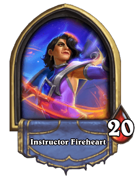 Shaman - Instructor Fireheart