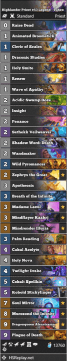 Highlander Priest #53 Legend - zuhex