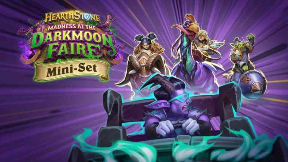 Introducing the Darkmoon Races Mini-Set!