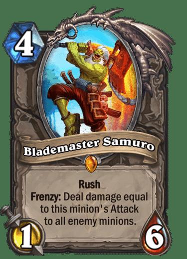 Blademaster Samuro