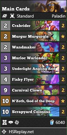 Main Cards
