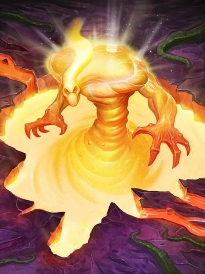 Radiant Elemental Hearthstone Wiki