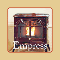 New for 2016 - Empress Pellet Stove by Enviro Brochure