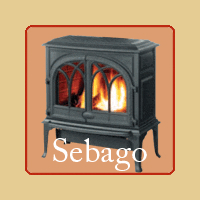New for 2016 - Sebago Gas Stove by Jotul