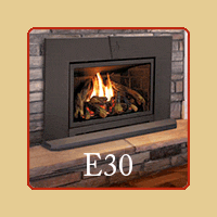 New for 2016 - E30 Gas Insert by Enviro