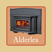 New for 2016 - Alderlea Wood Burning Insert by Pacific Energy