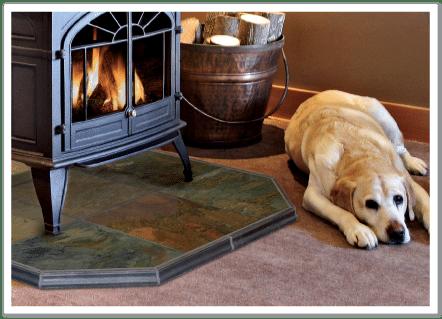 Fireplace Facing & Hearth Pads