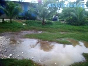 standing-water-in-school-grounds